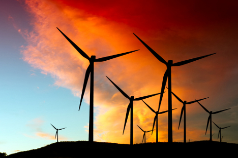 Wind farms costing millions