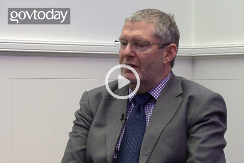Martin Kiernan, Infection Prevention Consultant, Southport and Ormskirk Hospital NHS Trust