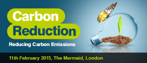Carbon Reduction 2015: Reducing Carbon Emissions