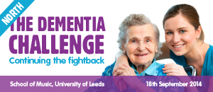 The Dementia Challenge North