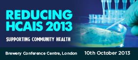 Reducing HCAIs 2013: Supporting Community Health