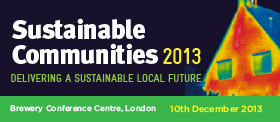 Sustainable Communities 2013: Delivering a sustainable local future
