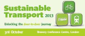 Sustainable Transport 2013: Unlocking the door-to-door journey