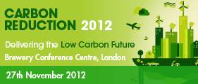 Carbon Reduction 2012: Delivering the Low Carbon Future