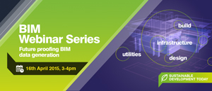 BIM Webinar Series: Future-proofing BIM data generation